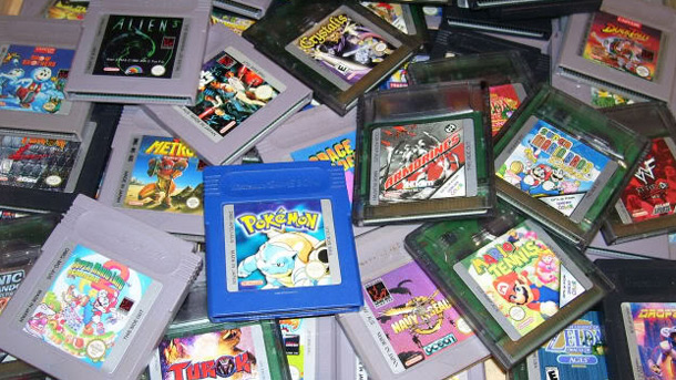 Game Boy Games